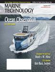Marine Technology Magazine Cover Sep 2010 - Ocean Observation