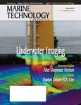 Marine Technology Magazine Cover Oct 2010 - Ocean Engineering & Design
