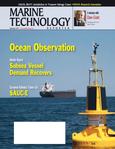 Marine Technology Magazine Cover Sep 2011 - Ocean Observation