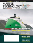 Marine Technology Magazine Cover Sep 2012 - Subsea Defense: Protecting Port & Subsea