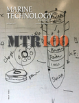 Marine Technology Magazine Cover Jul 2017 - THE MTR 100 - 12th Annual Listing of 100 Leading Subsea Companies