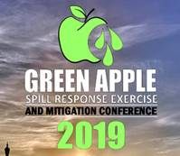 logo of Green Apple Spill Response Exercise & Mitigation Conference