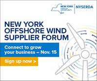logo of New York Offshore Wind Supplier Forum