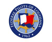 Associated Federal Pilots and Docking Masters of Louisiana Logo