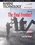Marine Technology Magazine Cover Jul 2006 - Underwater Defense:  Port & Harbor Security