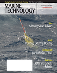 Marine Technology Magazine Cover Nov 2010 - Fresh Water Monitoring and Sensors(lakes, rivers, reservoirs)
