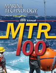 Marine Technology Magazine Cover Jul 2015 -