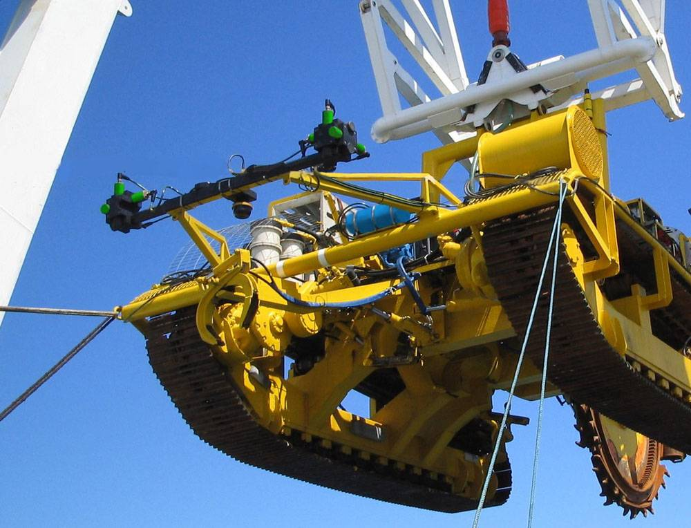 Teledyne Tss Launches Powertrack Subsea Cable Tracker
