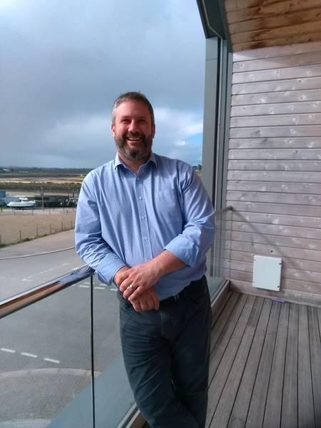 Μάτ Χόντσον. Φωτογραφία: Marine Hub Cornwall