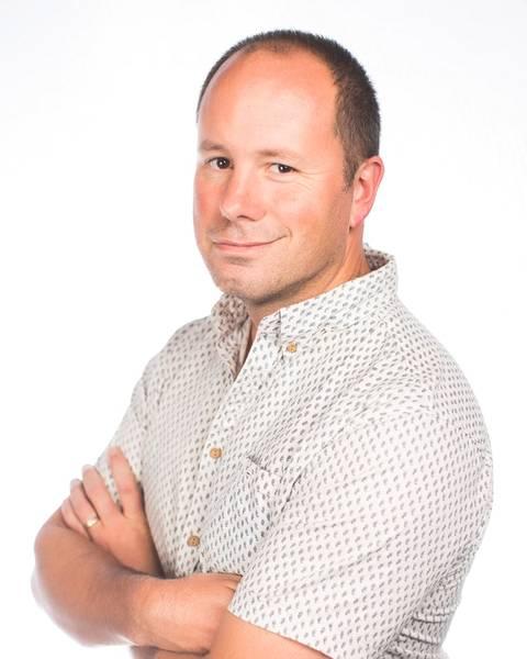 Грег Джонсон, президент RBR Ltd. (Кредит: RBR)
