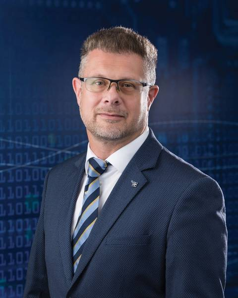 Грэм Лестер, старший вице-президент по продажам и маркетингу, Hydroid © Cutrona
