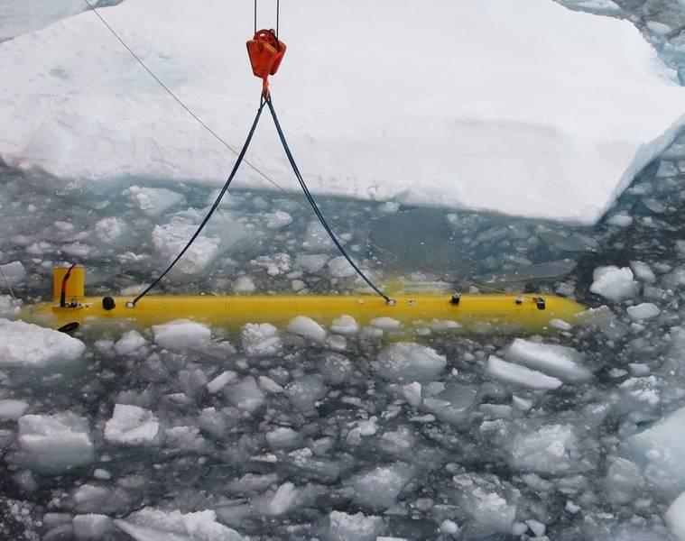 الصورة: الغواصة الدولية للهندسة المحدودة