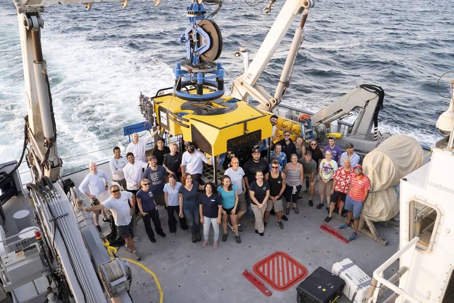 الصورة: معهد المحيط شميدت