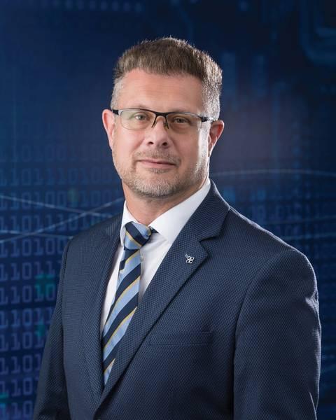 غراهام ليستر ، نائب الرئيس الأول للمبيعات والتسويق ، Hydroid © Cutrona