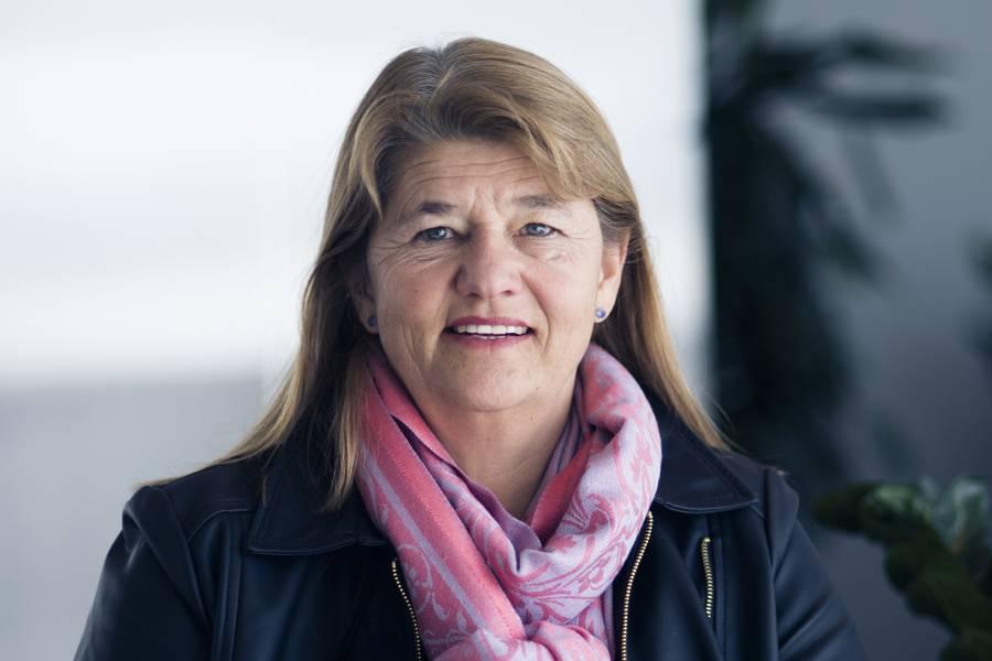 मार्गरेथ Øvrum (फोटो: ओले जोर्जन ब्राटलैंड / स्टेटोइल)