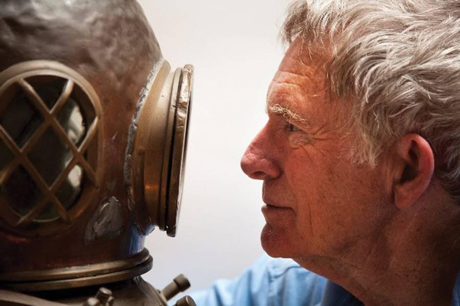 88 साल की उम्र में, कैप्टन वाल्श अभी भी अंतर्राष्ट्रीय समुद्री, जो कि वह 1976 में स्थापित एक परामर्श कंपनी है, के दैनिक कार्यों को चलाता है। छवि सौजन्य डॉन वॉल्श।
