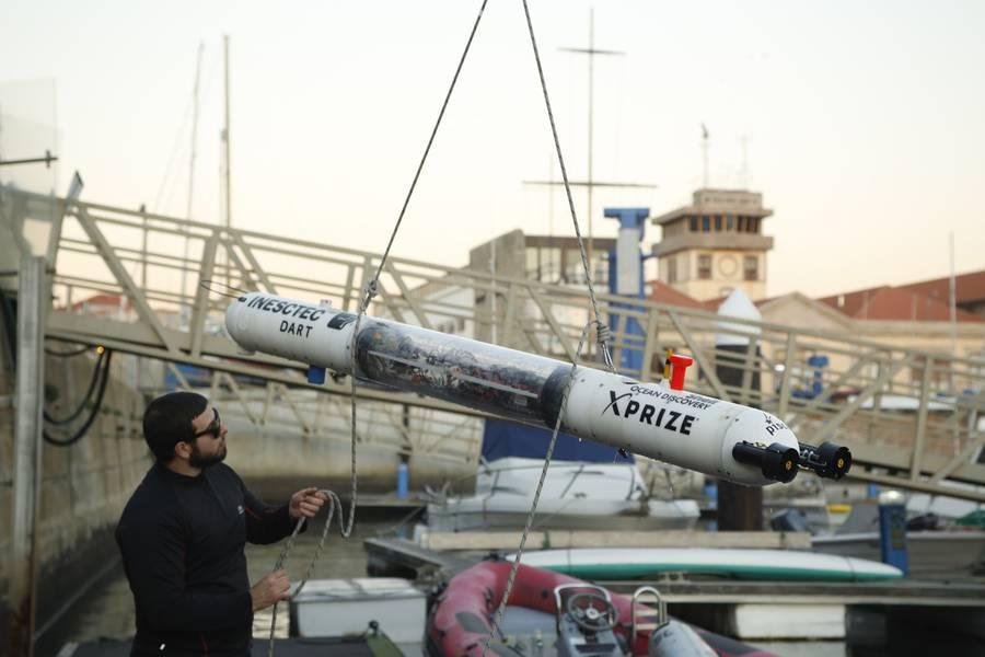 双鱼座正在聚合在INESC TEC(波尔图)和CINTAL(阿尔加维)开发的葡萄牙技术,以创建利用协作机器人技术的PISCES系统。 (照片:费尔南多特谢拉)
