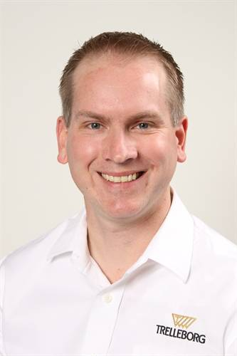 安东尼·克罗斯顿(图片来源:Trelleborg)