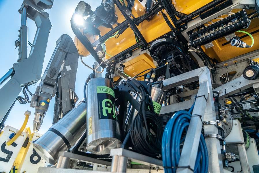照片:施密特海洋研究所