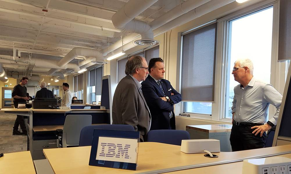 照片:IBM Canada