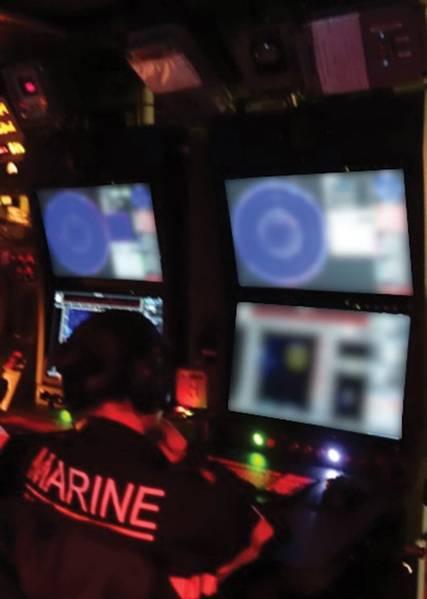 照片:RTsys /法国海军