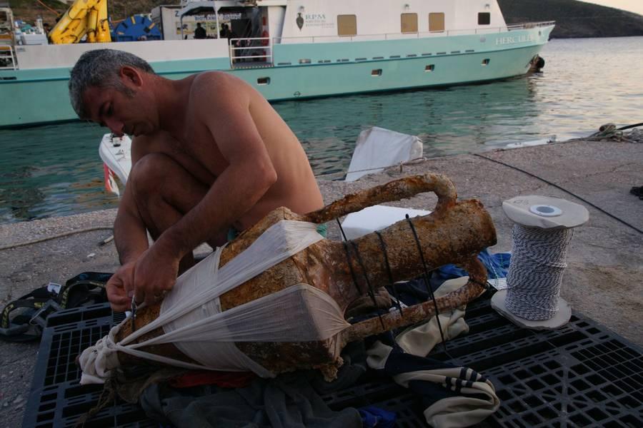 (Foto von Vasilis Mentogianis / RPM Nautical Foundation)