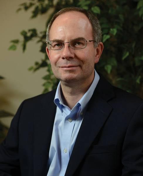 Bob Melvin, vice-presidente de engenharia da Teledyne Marine Systems