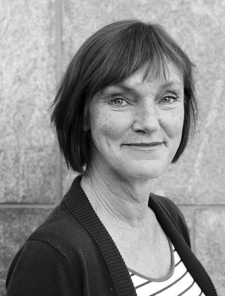 Co-autora Kristin Øye Gjerde.