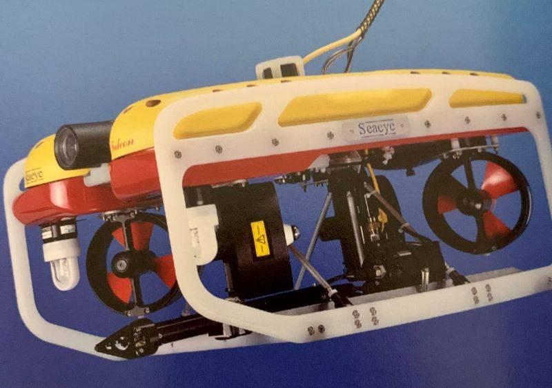 Cortesia da foto da Sociedade de Tecnologia Marinha