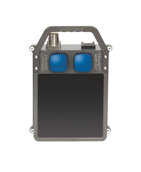 Fig. 2 - Novo sonar 3D em tempo real de Echoscope4G Surface (Imagem: Coda Octopus)