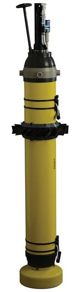 Fig.6: Teledyne Webb Research EM-APEX float. Crédito: Teledyne Marine
