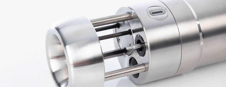 Το Fluorometer SWiFTplus παρέχει τη συνδυασμένη ισχύ της τεχνολογίας SWiFT και ένα φθορόμετρο. Φωτογραφία: Valeport