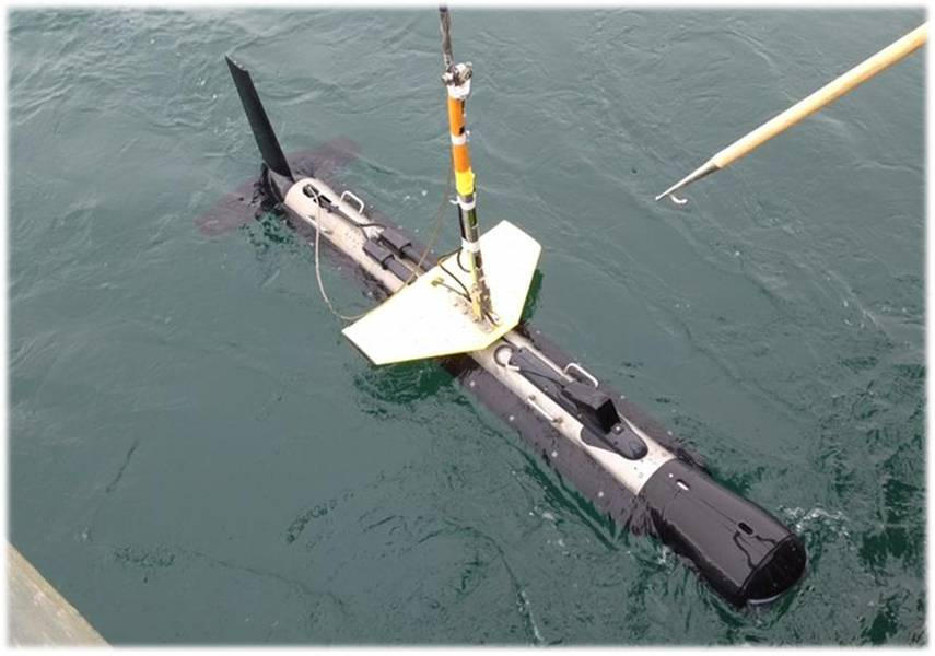 Foto: Klein Marine Systeme