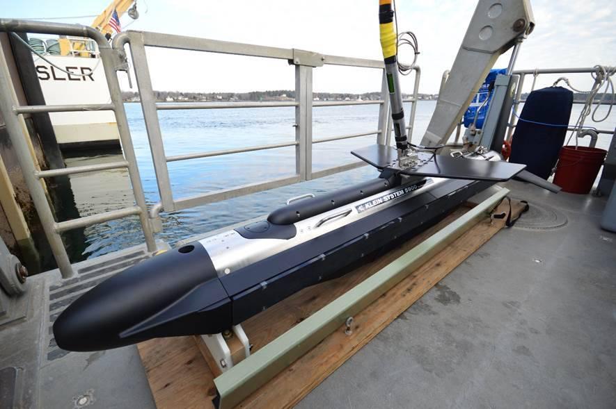 Foto: Klein Marine Systems