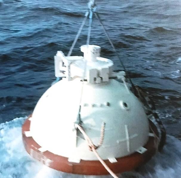 Foto cortesía de la Marine Technology Society
