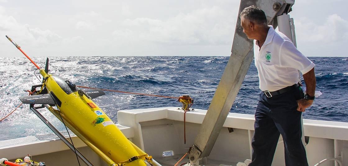 Glider-Daten helfen Meteorologen, in dieser Hurrikansaison bessere Vorhersagen zu treffen (Foto: NOAA)