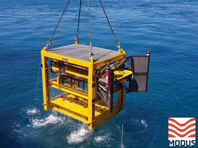 Imágenes: Modus Seabed Intervention