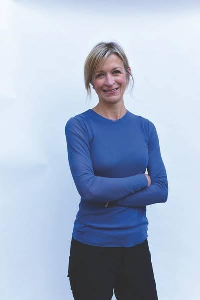 Jill Zande, Πρόεδρος και Εκτελεστικός Διευθυντής της MATE Inspiration for Innovation (Φωτογραφία ευγενική προσφορά MATE II)
