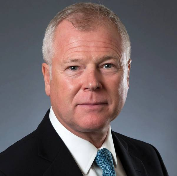 Martin McDonald, Vicepresidente Senior, División ROV, Oceaneering International. Cortesía de Oceaneering International