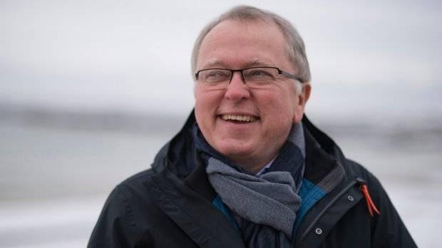 Präsident und Chief Executive Officer Eldar Sætre