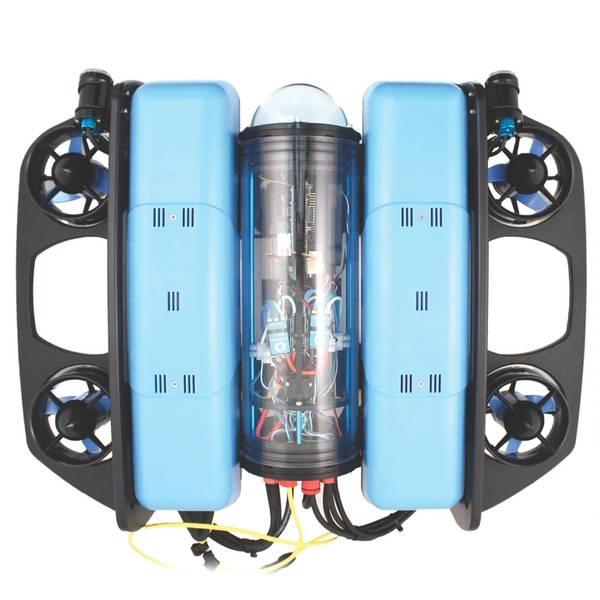 ROV2 azul (Foto: Blue Robotics)