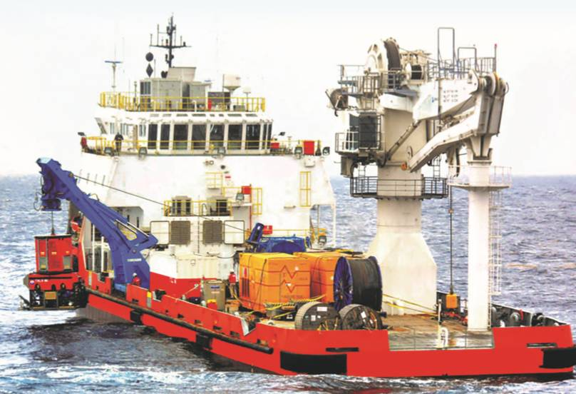 Resposta Submarina (Foto: Hydra)