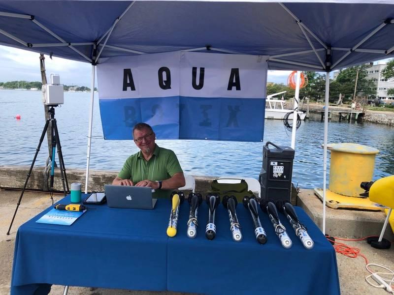 WHOIの海洋ロボティクスセンターは、第5回年次海洋ロボティクス起業家フォーラムを開催しました。 (写真:ロブ・ハワード)