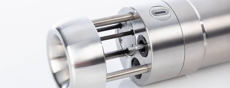 El fluorómetro SWiFTplus ofrece la potencia combinada de la tecnología SWiFT y un fluorómetro. De archivo: Valeport