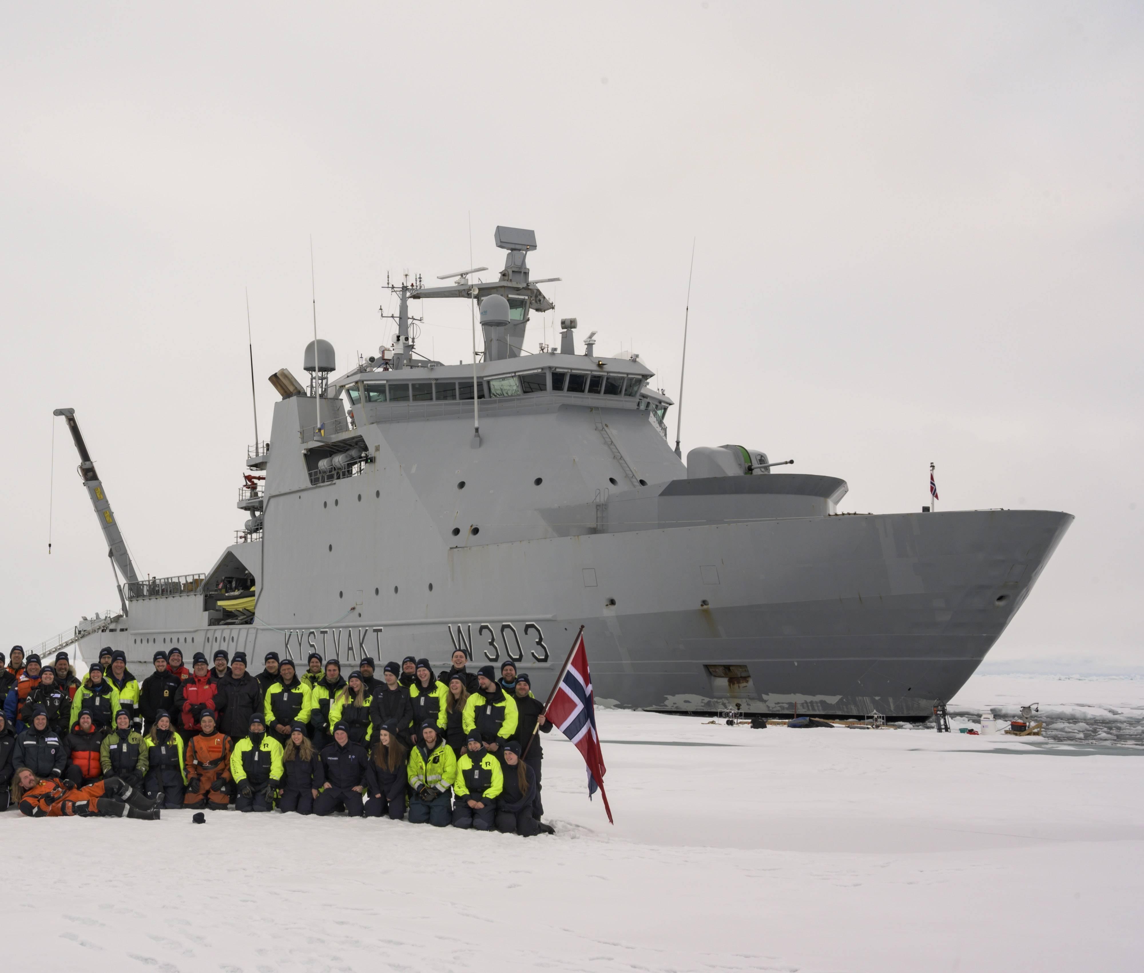Abb Propulsion Takes Ship To North Pole