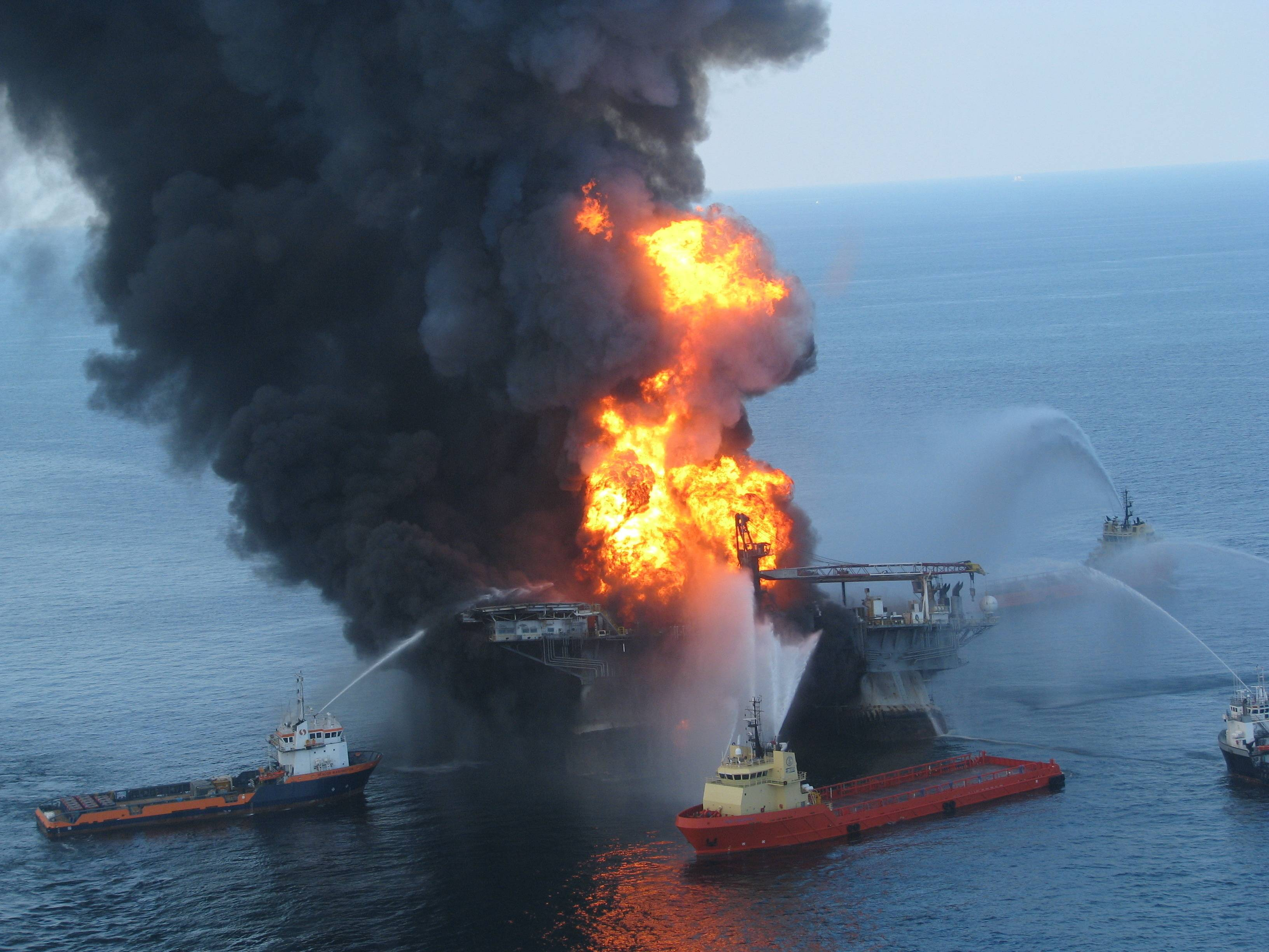 BP to take $1.7 billion Deepwater Horizon charge