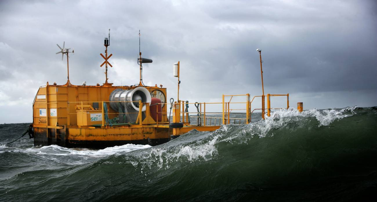 Irish wave energy technology company makes a splash with US Navy partnership