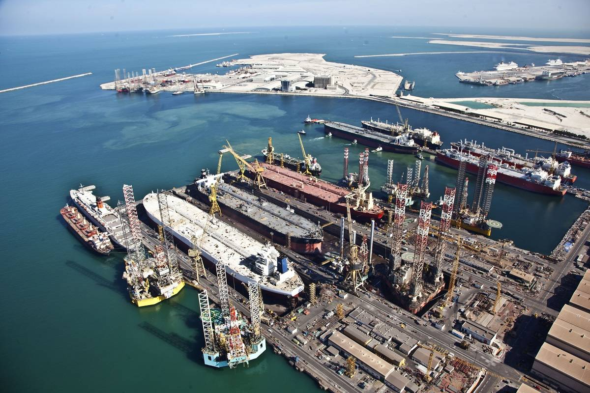 Record rig berthing at drydocks world gumiabroncs Image collections
