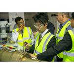 Takayuki Higuchi, Chief of Sales and Marketing at Riken Dengu Seizo Co., Ltd. (Photo: Hydro Group)