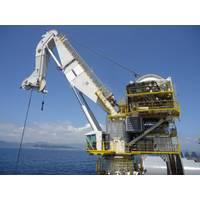 RL-K 7500 subsea crane in operation.